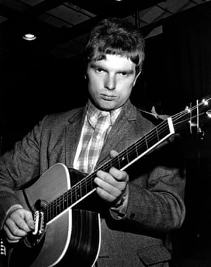 Van Morrison circa 1970.