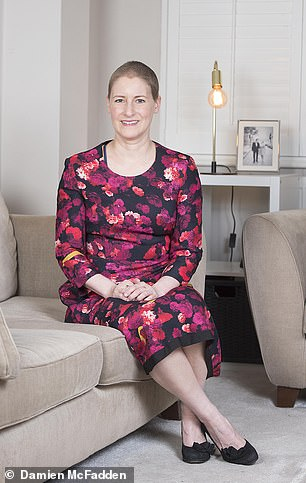 Sophie Williams, 42, a marketing consultant from South-West London had the all-in-one operation