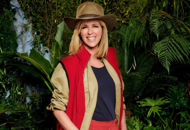 Kate Garraway is taking part in this year's I'm A Celebrity