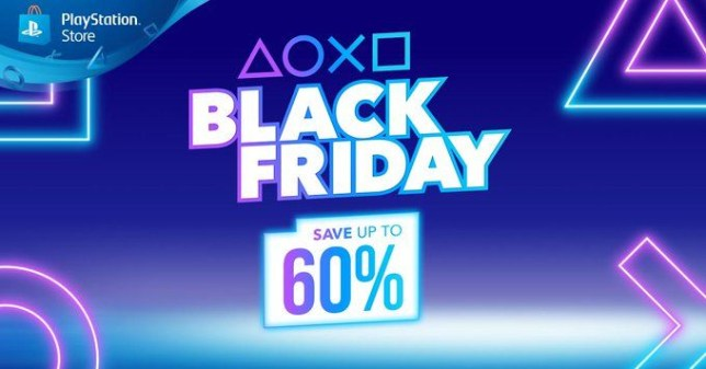 Sony Black Friday deals graphic (pic: Sony)