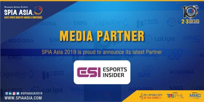 Esports Insider SPIA Asia 2019