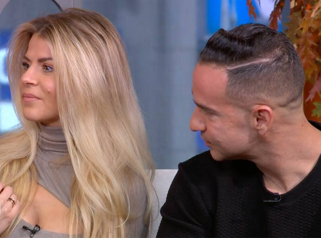 """Mike """"The Situation"""" Sorrentino, Lauren Sorrention"""