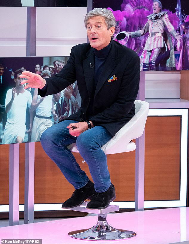 Memories: Lembit Opik has hit back at Nigel Havers after he joked that he wanted 'to kill' him when the pair took part in I'm A Celebrity ... Get Me Out Of Here!