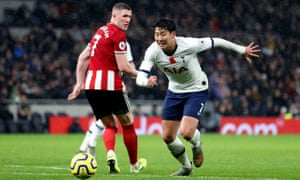 Son Heung-min was bought by Mauricio Pochettino.