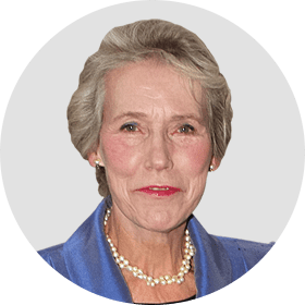 Virginia Bottomley, former health minister
