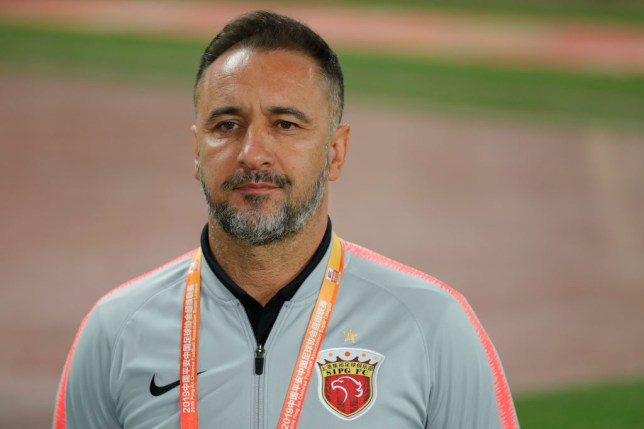 Shanghai SIPG head coach Vitor Pereira is on Arsenal's managerial shortlist (Getty Images)