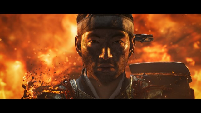 Ghost Of Tsushima screnshot