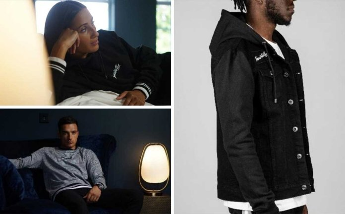 Presentedby launches clothing line