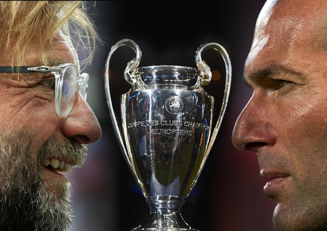 Liverpool and Real Madrid will learn their last 16 opponents in Monday's Champions League draw