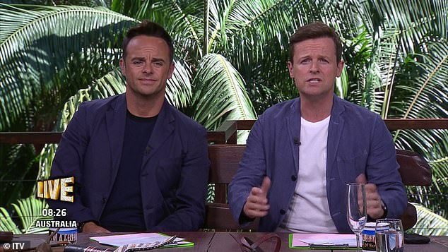 Surprise!Insiders told The Sun: 'Dwayne Johnson will appear at the start of the challenge to brief the two celebrities via a pre-recorded video message with Kevin Hart. It is like nothing that has ever been done on the show'