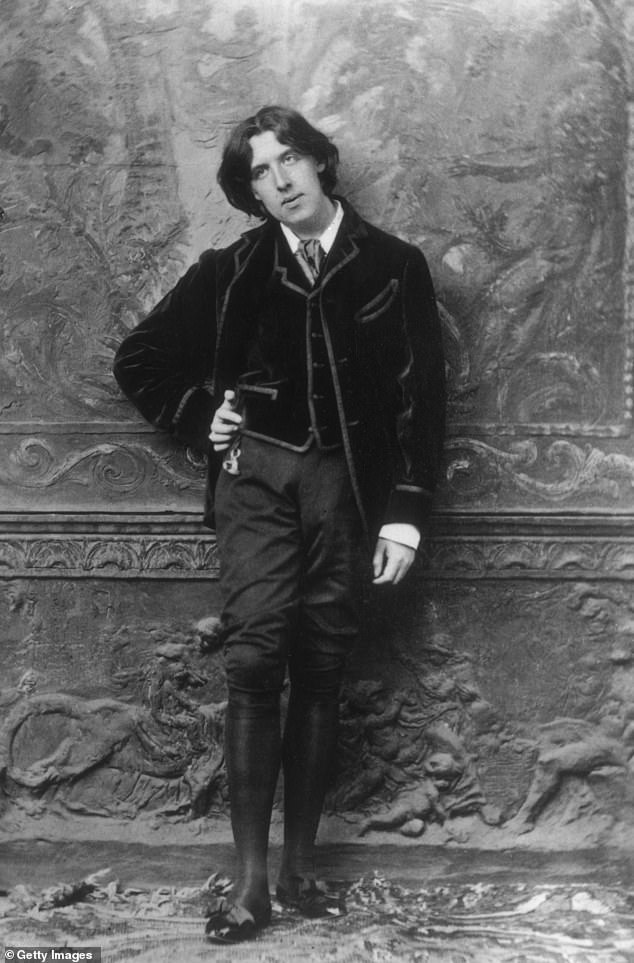 Theory: A private man, Stoker was close with Oscar Wilde and even married his former love Florence Balcombe, but it has been claimed that hehad an erotic relationship with the author