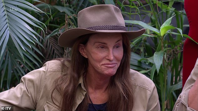 Superstar:Caitlyn Jenner has been the injection of A-list into this year's I'm A Celeb