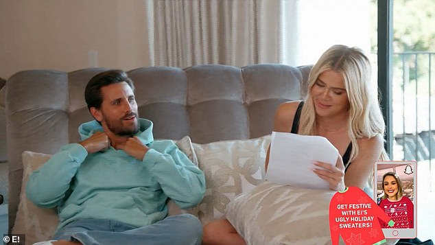 The favorite: Khloe was called by far the 'favorite' among viewers of the E! show