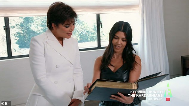 Same page: Kris and Kourtney both thought Kim and Khloe were out of line