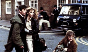 With Phil Daniels in Quadrophenia.