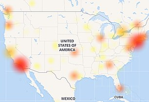 Thousands of users across the US and Europe are reporting issues with Instagram and Facebook in the second significant outage over the last week
