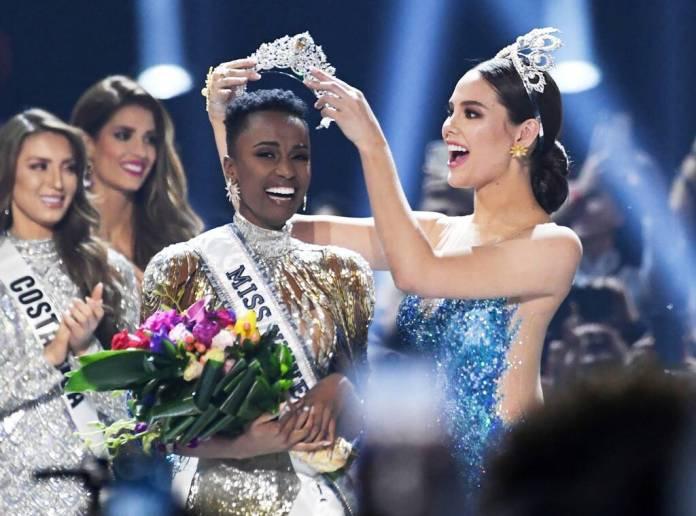 Zozibini Tunzi, 2019 Miss Universe