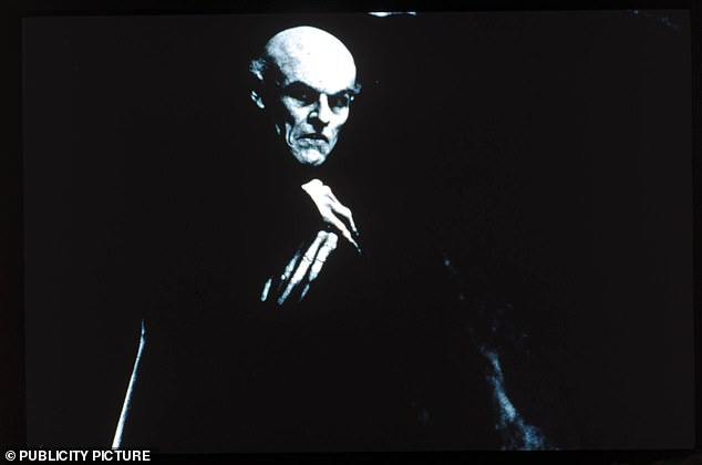 Unexpected: In another take on the story, Shadow Of The Vampire saw Willem Dafoe portrayed actor Max Schrek, an actor who becomes obsessed with his role as the Count in 2001