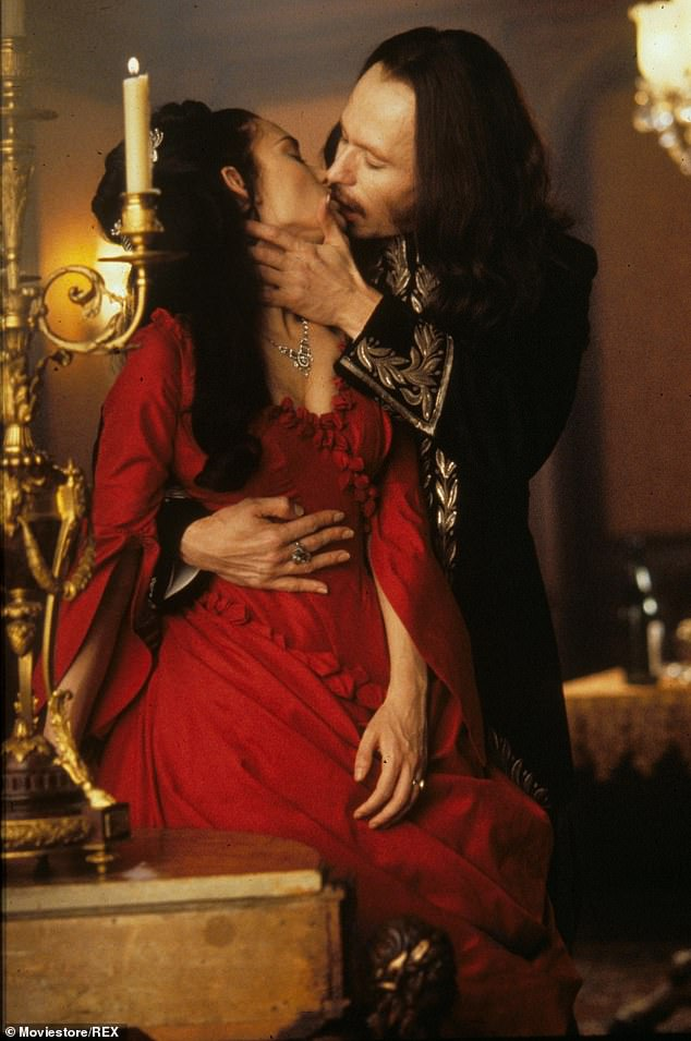 Recent: More recent versions of the character include Gary Oldman's take in the 1992 film Bram Stoker's Dracula, opposite Keanu Reeves and Winona Ryder