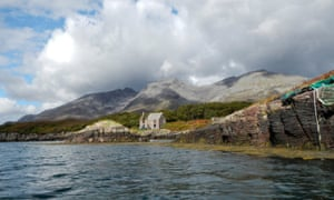 Landscape photography holiday in Scotland from the Hebridean Adventures company