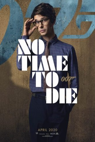 no-time-to-die-ben-whishaw-poster