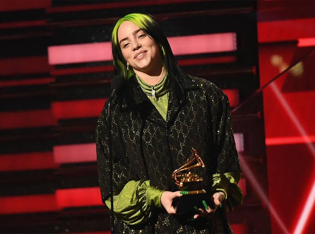 Billie Eilish, Best New Artist, 2020 Grammys, Winner