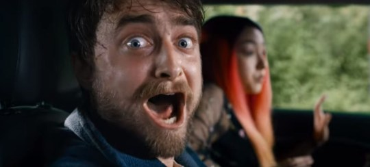 Guns Akimbo Official Trailer (2020) - Daniel Radcliffe