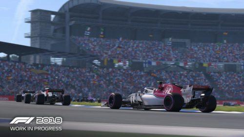 Hockenheim in F1 2018