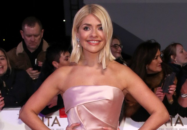 Holly Willoughby NTA's