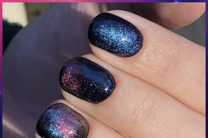How To Get The Magnetic Galaxy Nails That Are Going Viral Newsgroove Uk