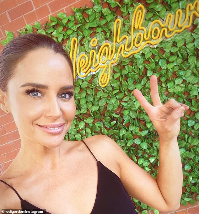 'It's time for me to move on': Jodi Anasta shared her favourite moments from four years of playing Elly Conway on Neighbours as she prepares to move back to Sydney