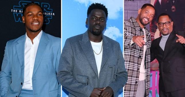John Boyega wants to star in Bad Boys 4 with Daniel Kaluuya