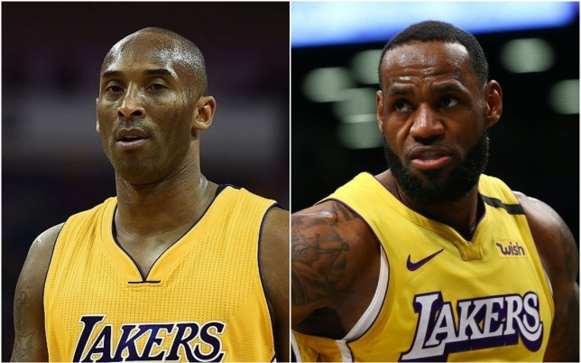 Kobe Bryant paid tribute to LeBron James less than 24 hours before he died