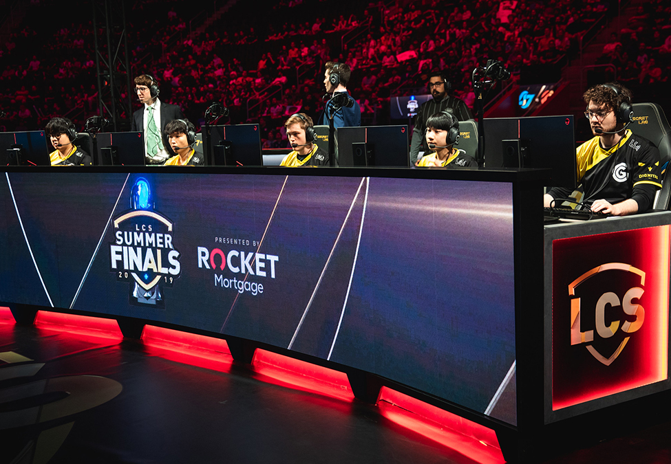 LCS Spring Finals 2020