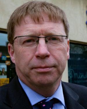 Paul Farmer chief executive of Mind.
