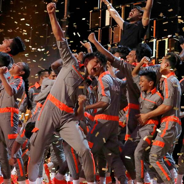 See V Unbeatable Get The America S Got Talent The Champions