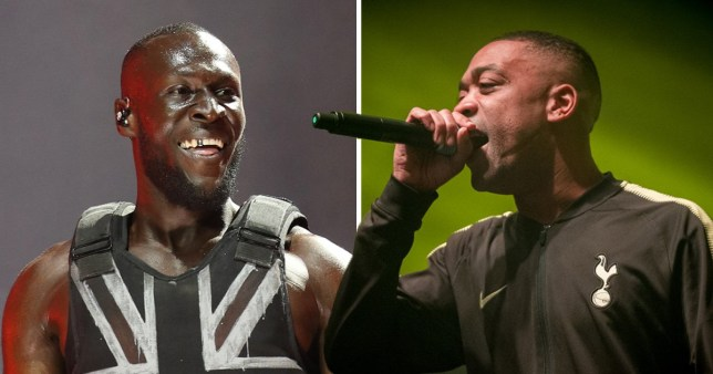 wiley and stormzy