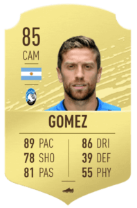 Gomez-fut-base-card