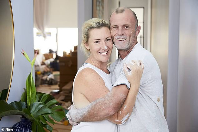 Grafters: During show's finale last year, the couple sold their apartment at auction for $2,859,000, making a tidy profit of $209,000