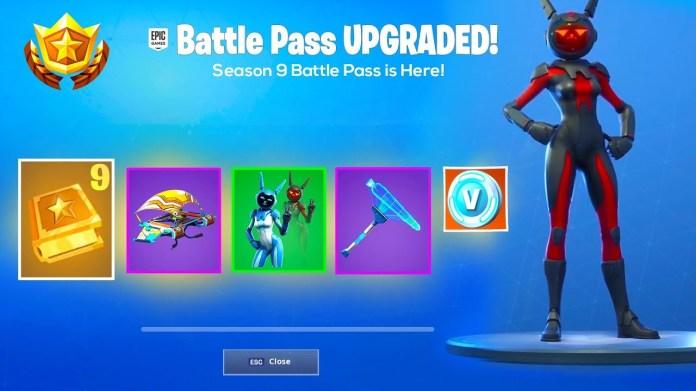 Fortnite Season 12 battle pass