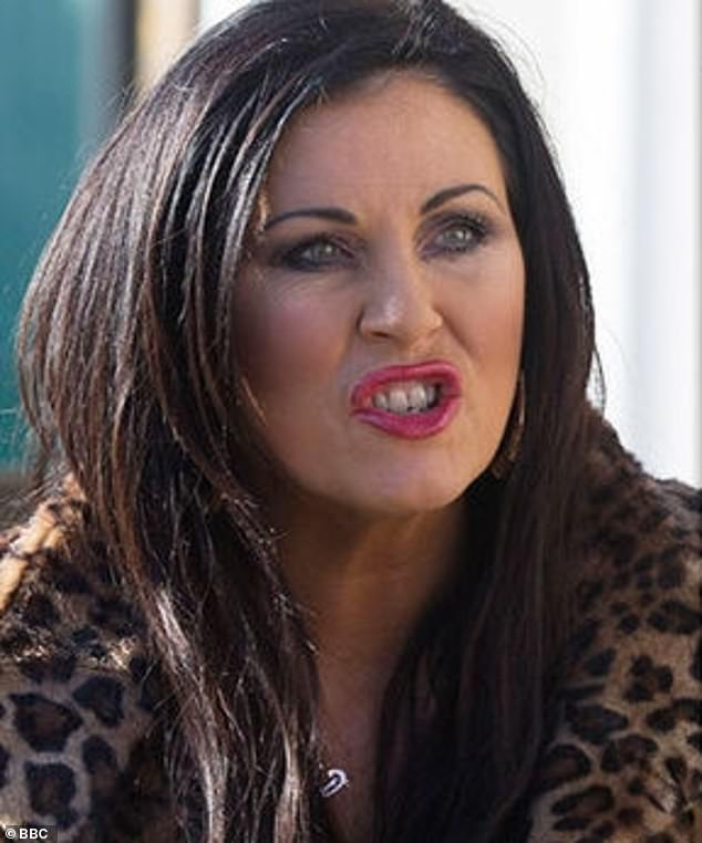 Iconic role: Jessie has played Kat Slater on and off for nearly two decades