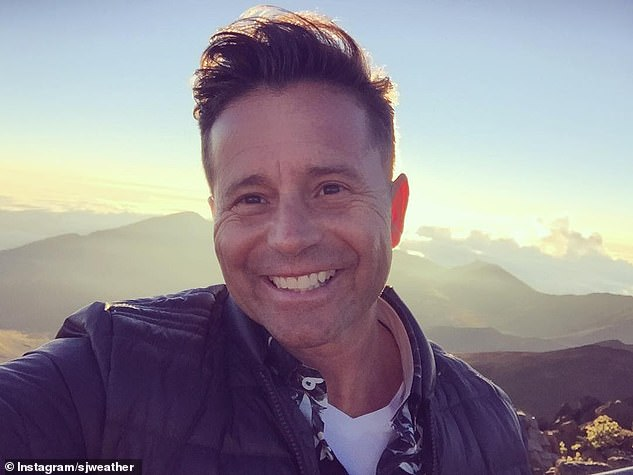 Moving on: While his exit came amid a staff reshuffle which also saw co-hosts Deb Knight and Georgie Gardner moved on to other departments, Steve insisted it was his decision to leave