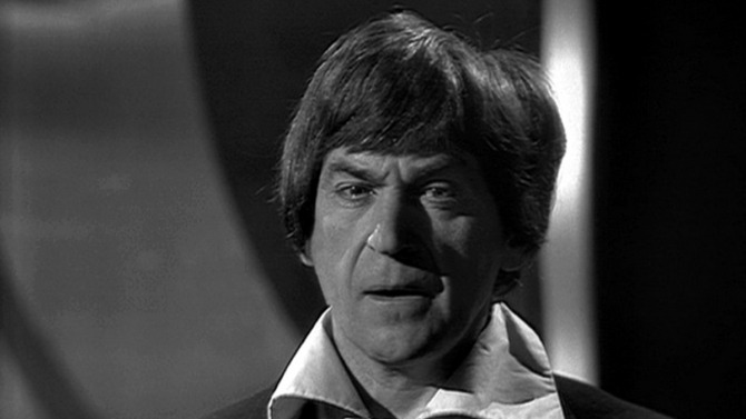 Patrick Troughton in Doctor Who serial War Games
