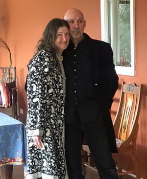 The couple renewed their vows in October 2019, 23 years after they were married