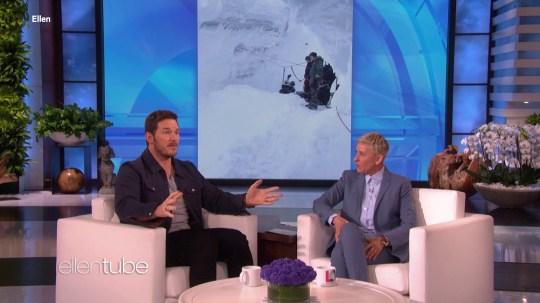 Dead bodies found on Chris Pratt's movie set