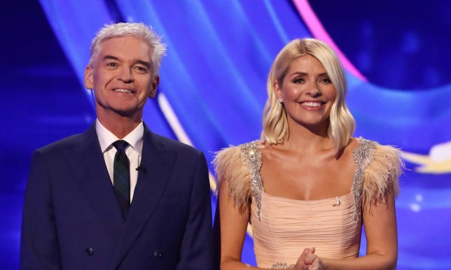 Holly Willoughby and Phillip Schofield DOI