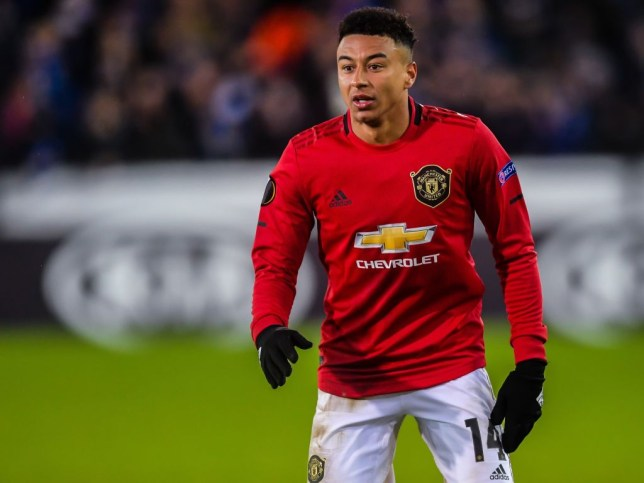 Jesse Lingard has come in for criticism from Manchester United fans