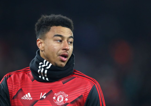 Man Utd star Jesse Lingard dropped from squad