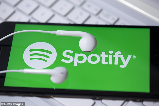 Spotify users have reported that their accounts have been hacked & they have lost control of it