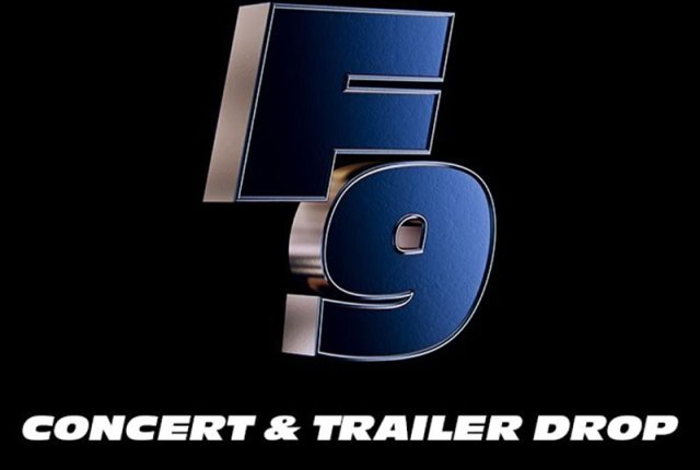Watch The Road to F9 Concert & Trailer Drop Live Stream!